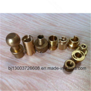Precision Customization Brass CNC Machining Parts pictures & photos
