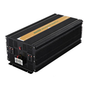 Pure Sine Wave off Grid Inverter 4000W 48V 220V pictures & photos
