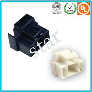 High Quality Electric Light 3 Pin Male Female Connector pictures & photos