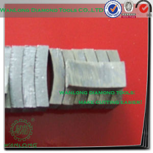 Diamond Core Segments for Stone Cutting and Drilling, Diamond Core Drill Segments Supplier pictures & photos