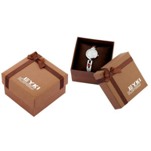 Cheap Kraft Paper Gift Packing Box for Necklace (CMG-PJB-125) pictures & photos