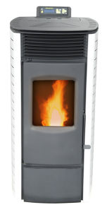 TUV Certified Best-Selling Wood Pellet Stove pictures & photos