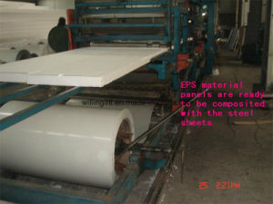 High Quality Ce EPS Sandwich Panel Roof Making Machine pictures & photos