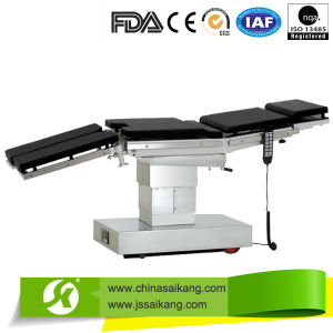 Best Selling Electric Hydraulic Operating Table pictures & photos