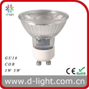 LED COB GU10 Spotlight 3W 5W 7W 220V 230V 240V pictures & photos