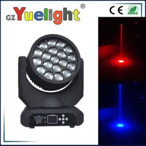 Disco Light Bee Eyes 19PCS LED Moving Head Beam Light pictures & photos