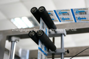 High Quality PVC Label Sleeving Thermal Shrinking Machine pictures & photos