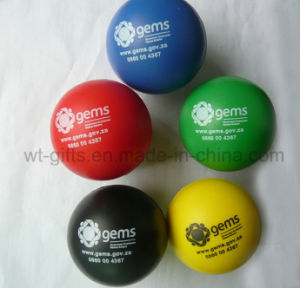 Promotional Stress Reliver PU Ball