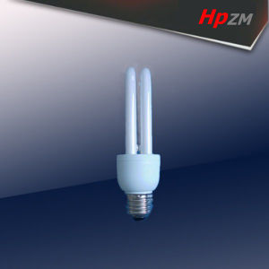 CFL 2u Tube Energy Saving Lamp pictures & photos