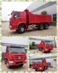 Sinotruck HOWO 6X4 Dump Truck Capacity 25 Ton for Sale pictures & photos