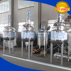 2000L Stainless Steel Agitated Reactor for Sale pictures & photos