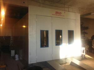 Hot Sale Auto Car Paint Heater Spray Booth pictures & photos