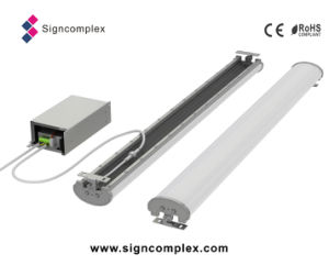 Signcomplex 2015 New 55W IP65 Patented Emergency LED Tri-Proof Lamp with CE RoHS pictures & photos