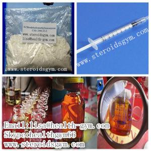 White Crystalline 4-Chlorodehydromethyltestosterone or Oral Turinabol