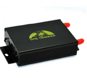 Vehicle GPS Tracking Systems Tk 105A with RFID Reader / Camera / Speed Limiter Vehicle GPRS GSM GPS Tracker pictures & photos