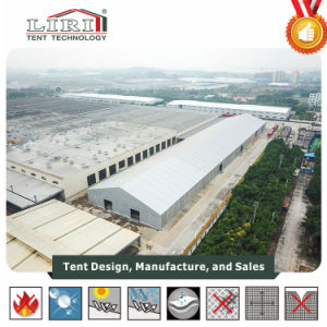 White PVC Temporary Industrial Tent Warehouse Tent Storage Tent pictures & photos