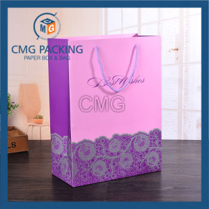 Wedding Candy Packing Bag with Ribbon (CMG-MAY-058) pictures & photos