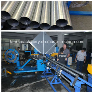 Galvanized Steel Spiral Duct Machine F1500 pictures & photos
