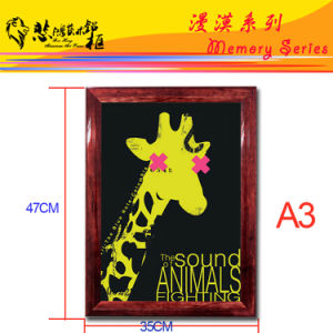 Aluminum Snap Frame Photo Frame pictures & photos