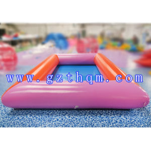 Children′ S Indoor Inflatable Pool/0.9mm PVC Tarpaulin Small Inflatable Swimming Pool pictures & photos