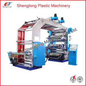 Paper Film Flexo/ Felxographic Printer/ Printing Machine (WS806-800GJ) pictures & photos
