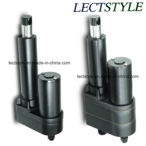 IP54 12V 24V DC Powerful Electric Linear Actuator for Nursing Bed or Massage Chair pictures & photos