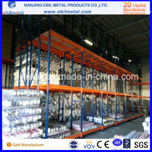 Factory Price Three Upright Storage Rack for Textile Industry pictures & photos
