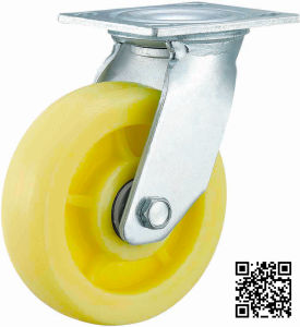 4/5/6/8 Inch Heavy Duty Nylon Swivel Caster pictures & photos