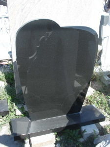 European Simple Granite Tombstone and Monument pictures & photos