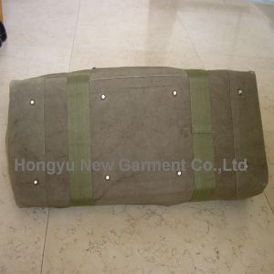 Cylinder Designer Style Customized Military Canvas Handbag pictures & photos