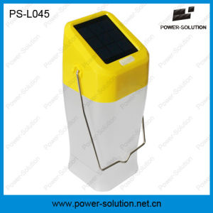 Built in Panel Solar Lantern with Bright LED Camping Lighting pictures & photos