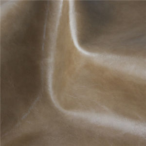 Hot Selling High Performacne PVC Crazy Horse Leather for Furnishing pictures & photos