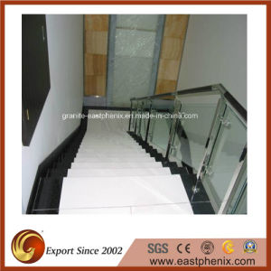 High Quality Crystallized Nano Glass/Granite/Marble Step/Stair for Outdoor/Indoor pictures & photos