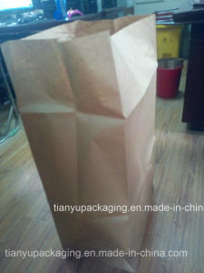 Eco-Friendly Leaf Trash Kraft Paper Bag/Garden Bag pictures & photos