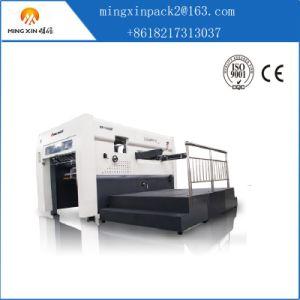 Automatic Die Cutting and Creasing Machine Corrugated Cardboard Die Cutter