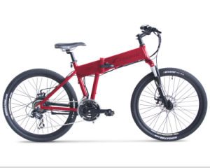 En15194 Folding Lithium Electric Bicycle for Mountain (JC-26MT01) pictures & photos
