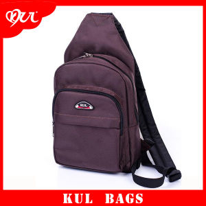 (CL5001) High Quality Nylon Sling Bag for Man