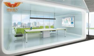 Hot Sale Modern Office Conference Meeting Desk (H50-0302) pictures & photos