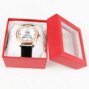 Beautiful Handmade Watch Paper Box (GB67-31)