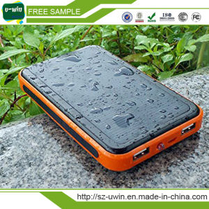 Real Capacity Portable Solar Charger for Smartphone pictures & photos