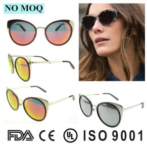 2016 China Wholesale Lentes De Sol Custom Sun Glasses Metal Cheap Polarized Sunglasses pictures & photos