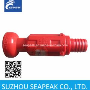 Straight Nozzle Red Plastic Nozzle Fire Nozzle pictures & photos