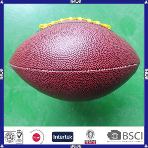 Standard Size and Weight American Football for Sale pictures & photos