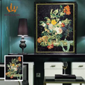Decoration Pictures Hand-Made Mosaic Art (MD1065) pictures & photos