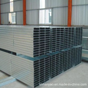 Steel Structure Galvanized C Channel Cold Formed Steel Purlin pictures & photos