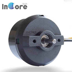 Quiet Low Consumption Brushless DC Motor for Residential Extract Fans