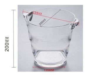 Promotion OEM Plastic Ice Bucket (R-IC0131) pictures & photos
