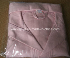 Luxury 100% Microfiber Hotel Bath Robe pictures & photos