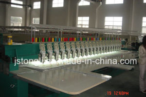 Multi Heavy Head Embroidery Machine with 44 Heads (TL-344) pictures & photos