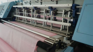Lock Stitch Shuttle Multi-Needle Quilting Machine for Garments, Sleeping Bags, Comforter pictures & photos